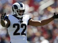 WATCH: Rams CB Marcus Peters Angrily Confronts Trash Talking Fan
