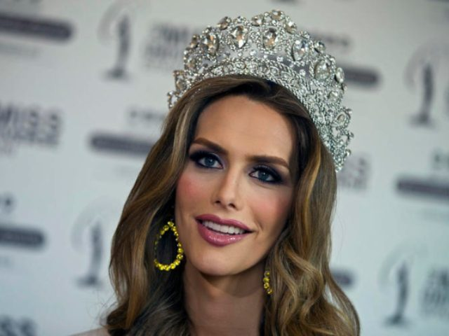 Angela Ponce makes history at Miss Universe