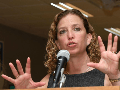 A staffer for Rep. Debbie Wasserman Schultz was arrested Monday night while trying to leave the country, and charged with bank fraud. File Photo by Gary Rothstein/UPI