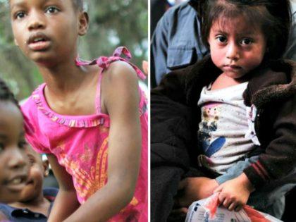 American, Migrant Children