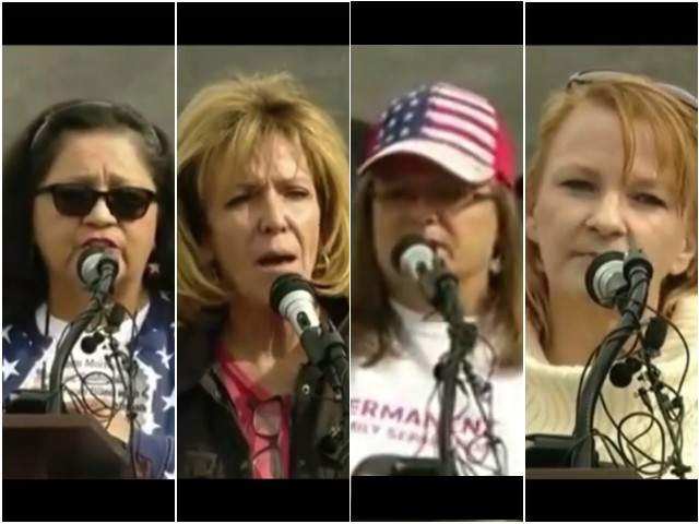 Watch--Angel Moms Call Out Nancy Pelosi: Would You Support Border Wall if It Saved Your Loved One?