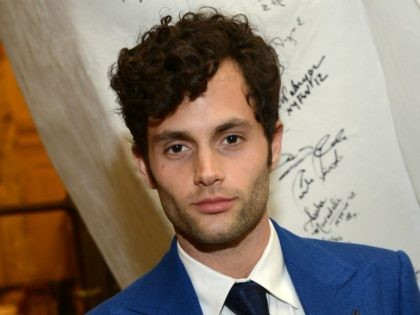 NEW YORK, NY - SEPTEMBER 05: Penn Badgley attends the ANGELO GALASSO Polso Orologio Party at The Plaza Hotel on September 5, 2012 in New York City. (Photo by Jason Kempin/Getty Images for Angelo Galasso)