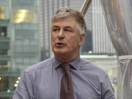 Alec Baldwin: Trump Is 'Punishment' for America's 'Slaughter of Native Americans, Slavery, Japanese Internment'