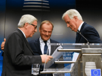 EU Humiliates May: Bloc Leaders Vow 'There Will Be No Renegotiation'