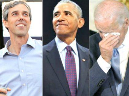 Beto, Obama, Biden