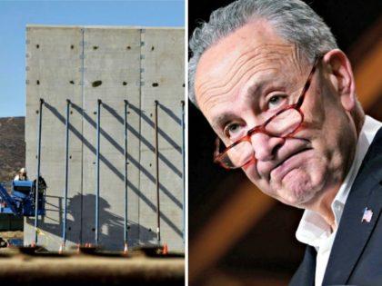Border Wall, Schumer