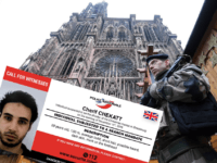 Strasbourg Terror Suspect Received Call from German Number