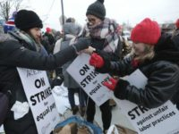 Chicago Charter Teachers Strike