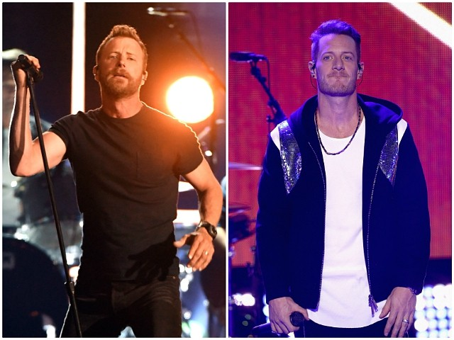 Country Stars Dierks Bentley, Georgia Florida Line's Tyler Hubbard Join Toms Gun Control Campaign