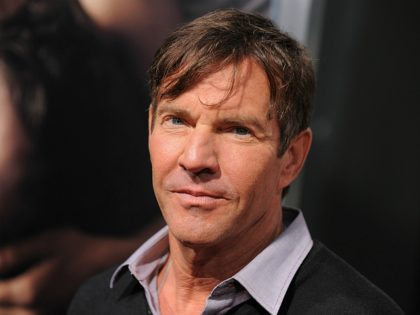 "Dennis Quaid attends the premiere of ""The Words"" at ArcLight Cinemas on Tuesday, Sept. 4, 2012, in Los Angeles. (Photo by Jordan Strauss/Invision/AP)"