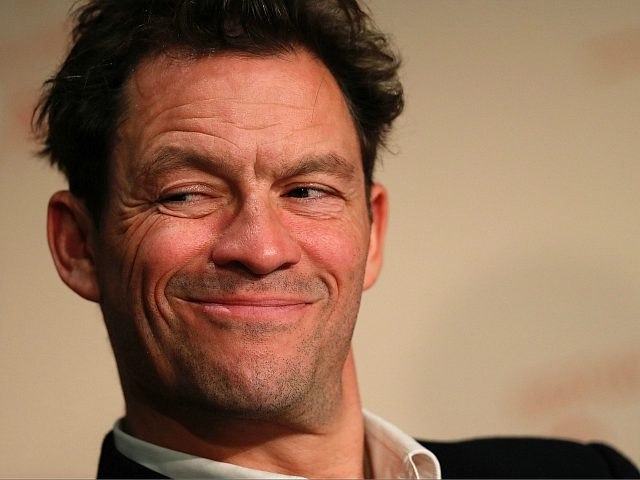 British actor Dominic West attends a press conference for the film 'The Square' at the 70th edition of the Cannes Film Festival in Cannes, southern France, on May 20, 2017. / AFP PHOTO / Laurent EMMANUEL (Photo credit should read LAURENT EMMANUEL/AFP/Getty Images)