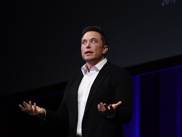 Tesla CEO Elon Musk is puzzled