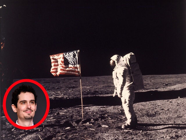 Golden Globes: Flag-Free 'First Man' Snubbed