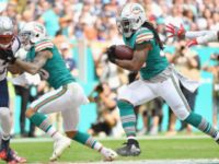 WATCH: Dolphins Beat Pats on Desperate Lateral Play
