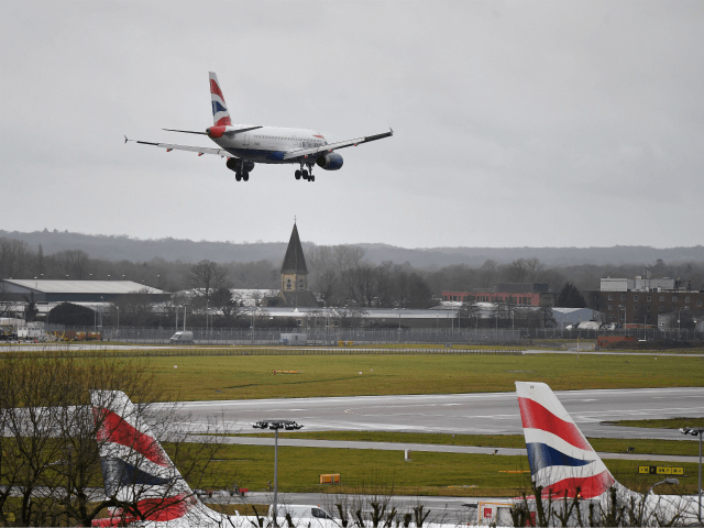 Birmingham airport suspends services due to fault