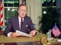 George H.W. Bush (Luke Frazza / AFP / Getty)