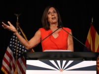 Martha McSally: Mark Kelly 'Will Be the 51st Vote' for Open Borders, Killing Second Amendment, Lockdowns