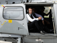 Macron Had Escape Helicopter on Standby During Yellow Vest Protest