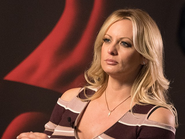 Stormy Daniels Ordered to Pay Trump $294,000 in Legal Fees
