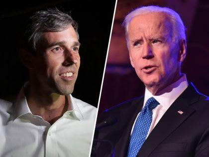 Beto O'Rourke Tops Biden, Bernie in MoveOn's 2020 Straw Poll