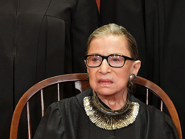 RBG Won't Return to the Supreme Court Next Week