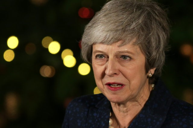 May, Blair trade Brexit snipes - Newspaper