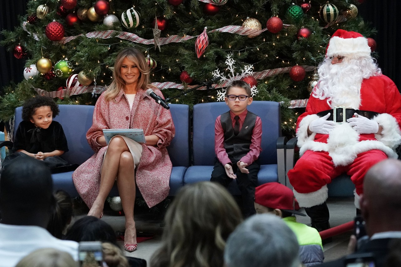 Melania Trump Blasts Media As 'Opportunists' Piggybacking On Husband's Fame