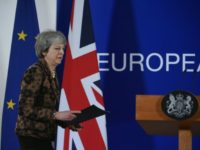 May in Brussels: 'Further Discussions' Are Possible