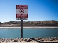 Migrant Drowns While Crossing Border into California