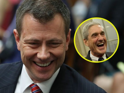 Mueller Team Scrubbed Peter Strzok's Texts Before Giving Phone to Inspector General