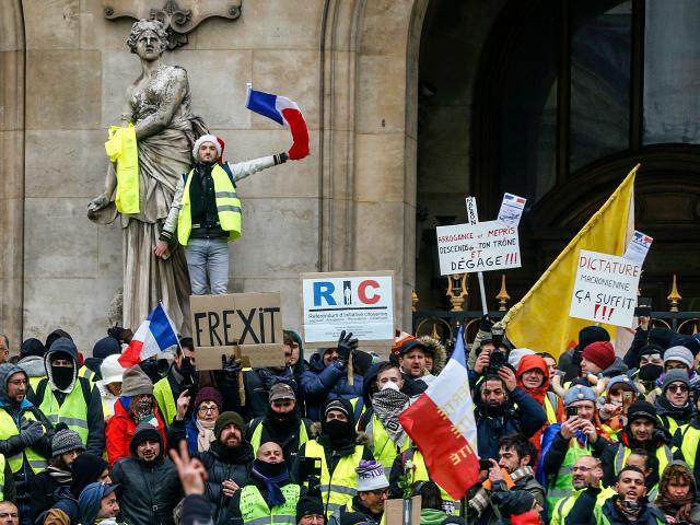 GEOFFROY VAN DER HASSELT/AFP/Getty Images