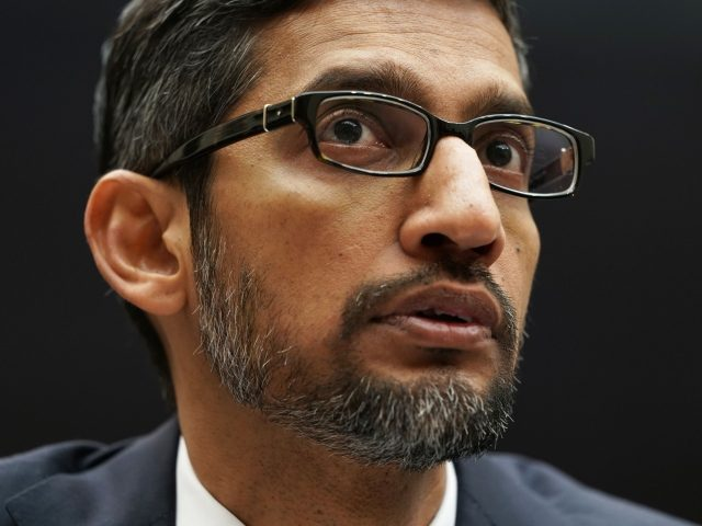 Google CEO Sundar Pichai testifies