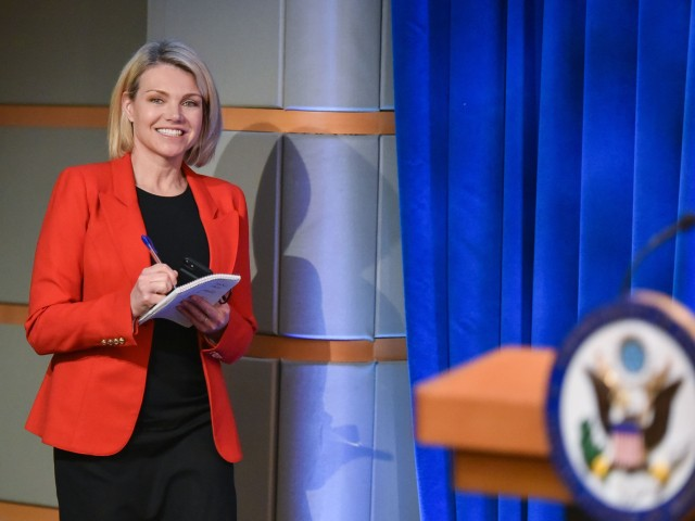 Trump to Name State Department's Heather Nauert U.N. Ambassador