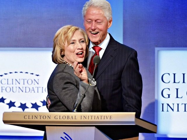 Hillary, Bill, Clinton Foundation