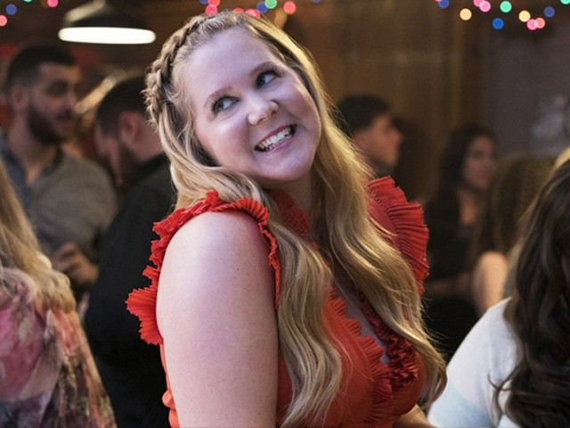 Amy Schumer Promises to Stop Trying to Look 'Super F*ckable'