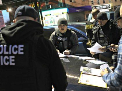 ICE workplace arrests