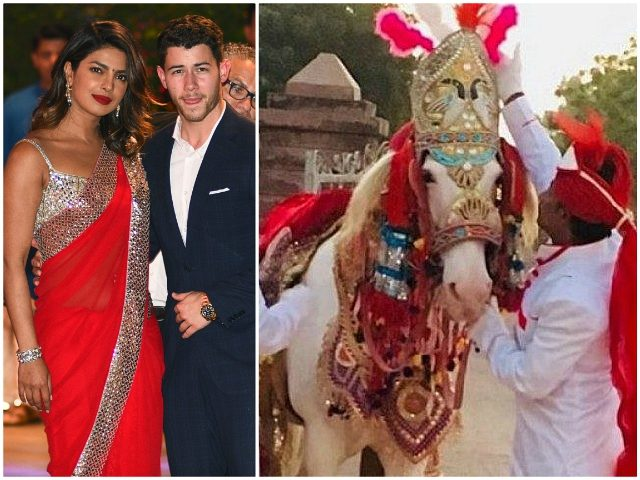 First Look of newlyweds Priyanka and Nick from Jodhpur Airport