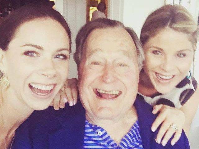 Jenna Bush Hager, the daughter of former President George W. Bush and granddaughter of the late former President George H.W. Bush, shared memories on Instagram Saturday morning of her grandfather and his fearless thoughts about death.