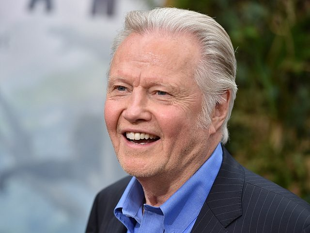 """Jon Voight arrives at the Los Angeles premiere of """"The Legend of Tarzan"""" at the Dolby Theatre on Monday, June 27, 2016. (Photo by Jordan Strauss/Invision/AP)"""