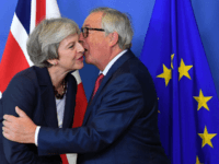 May's Humiliation Tour: EU Chiefs Grant PM 10 Minutes for Brexit Talks