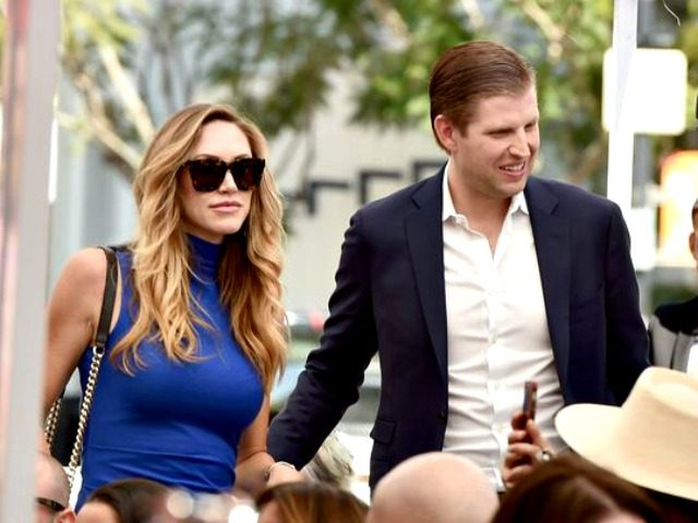 Eric and Lara Trump Reveal Birth of Baby Girl Carolina Dorothy