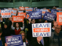 Petition for 'No Deal' Brexit Overtakes Petition for Second Referendum