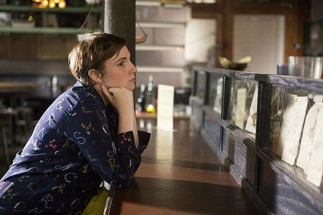 "This image released by HBO shows Lena Dunham in a scene from the HBO original series, ""Girls."" HBO says it will pull the plug on its hit comedy ""Girls"" after a sixth and final season next year. The series about a group of young women in their 20s made creator …"