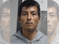 MS-13 Gang Member Manuel Lopez-Gomez arrested by Yuma Sector Border Patrol agents.