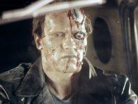 Arnold Schwarzenegger in The Terminator (Metro-Goldwyn-Mayer, 1984)