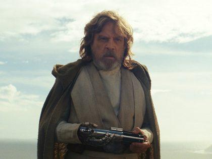 Mark Hamill in Star Wars: Episode VIII - The Last Jedi (2017, Lucasfilm/Disney)