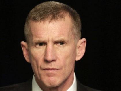 Retired Gen. Stanley McChrystal AP Photo/Mark Lennihan