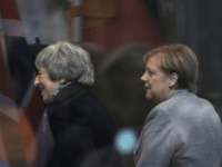 Merkel And May, European Leaders Past Their Sell-By Dates