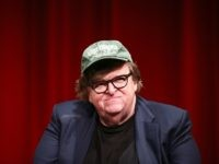 BEVERLY HILLS, CA - SEPTEMBER 19: Michael Moore attends the premiere of Briarcliff Entertainment's 'Fahrenheit 11/9' at Samuel Goldwyn Theater on September 19, 2018 in Beverly Hills, California. (Photo by Rich Fury/Getty Images)