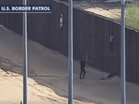 Video Shows Teen Migrants Severely Injured After Climbing AZ Border Wall